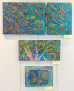 """Collection of Mixed Media"", Various Sizes,"